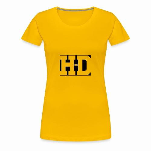 HDD - Women's Premium T-Shirt