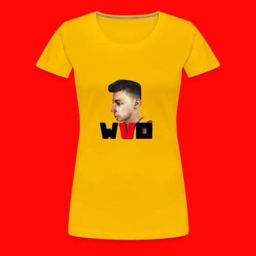 WVO OFFICIAL - Women's Premium T-Shirt