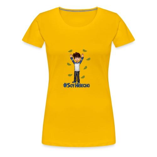 #SoyHelecho - Camiseta premium mujer