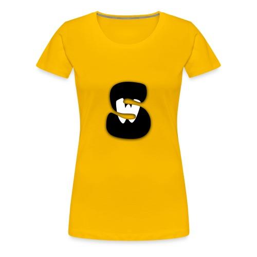 Soundwaves - Logo - Women's Premium T-Shirt