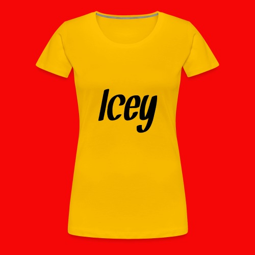 icey - Women's Premium T-Shirt