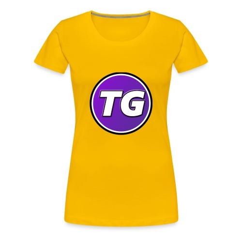 TijhuisGamer merchandise - Vrouwen Premium T-shirt