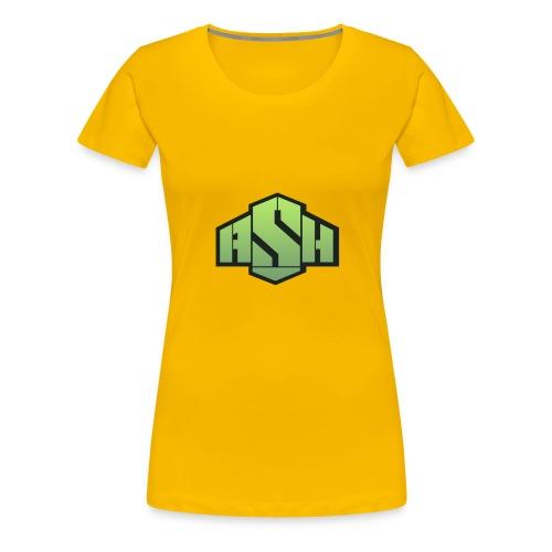 SxAshHowl,s Youtube merch - Women's Premium T-Shirt