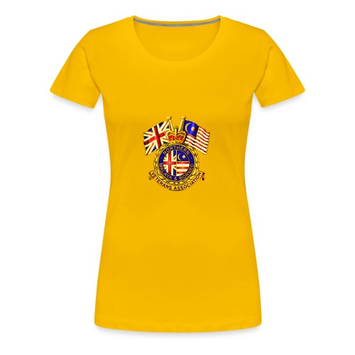 Norther Malaya and Borneo Veterans Association - Women's Premium T-Shirt