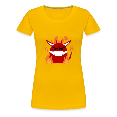 Lesser Evil Game - Frauen Premium T-Shirt