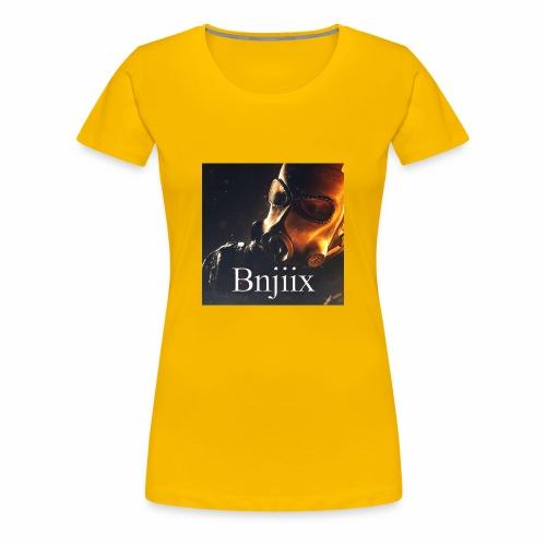 Bnjiix Boutique - T-shirt Premium Femme