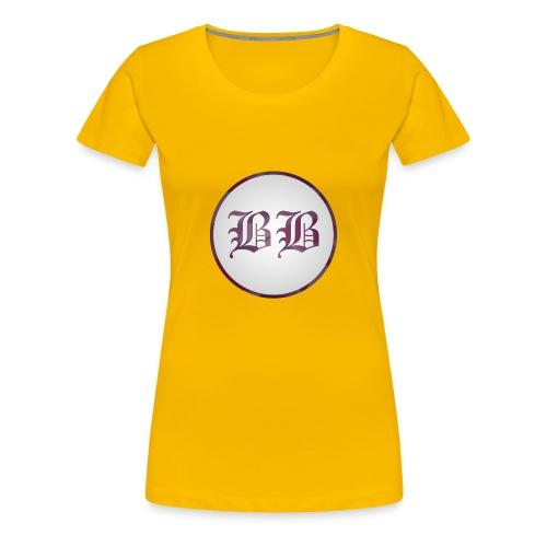 My logo - Premium T-skjorte for kvinner