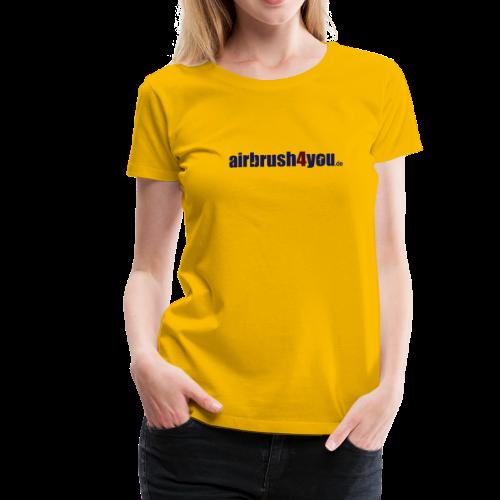 airbrush4you.de - Frauen Premium T-Shirt