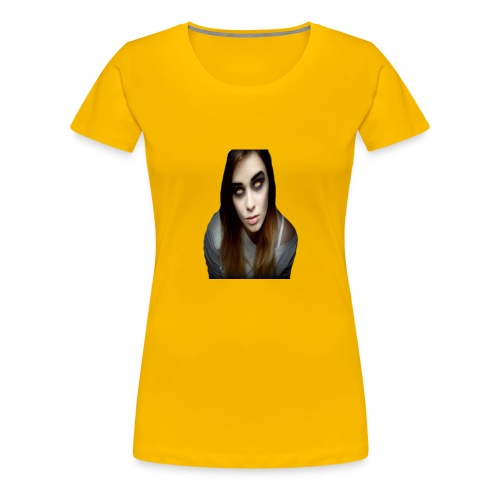 vampire-girl - Frauen Premium T-Shirt