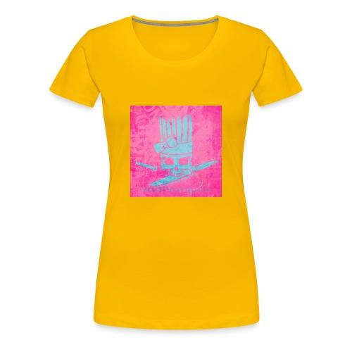 Chef - Camiseta premium mujer