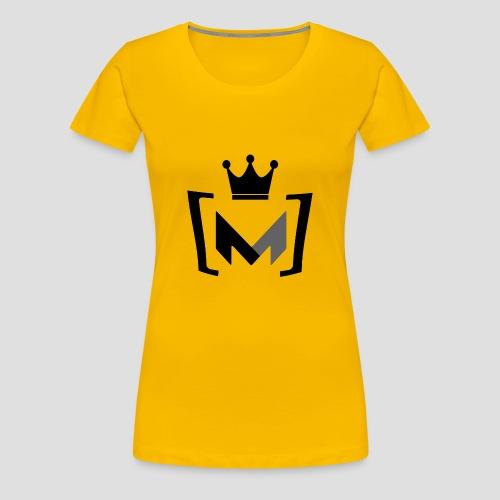 Marcuz Logo Only - Vrouwen Premium T-shirt