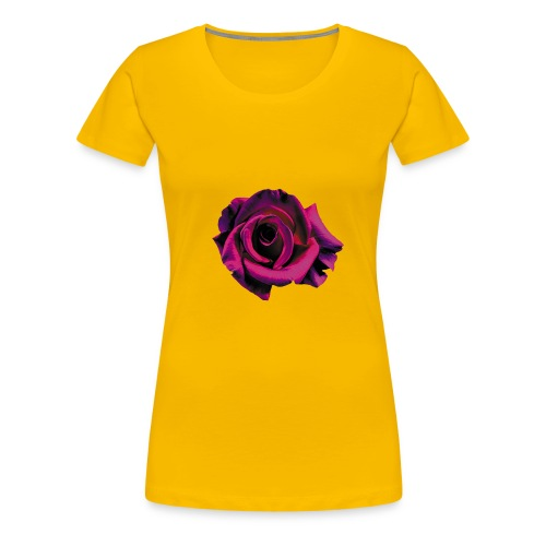 Lila Ros - Premium-T-shirt dam