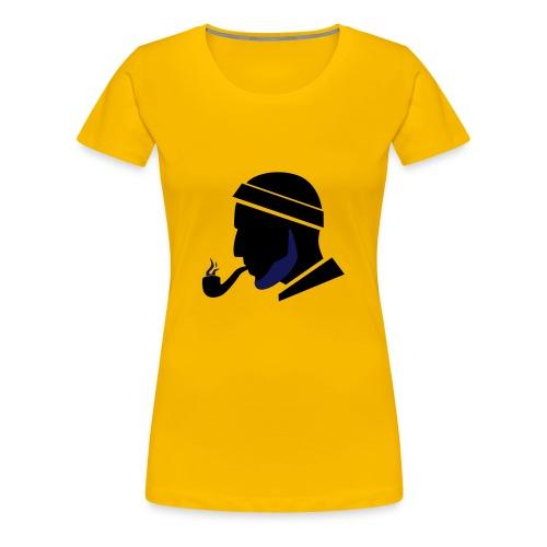 Plattsnackers - Frauen Premium T-Shirt