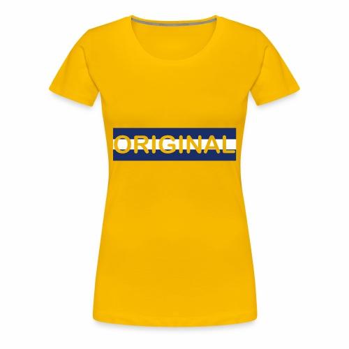 Original Nr. 4 - Frauen Premium T-Shirt
