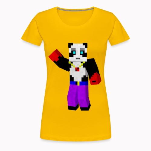 Waving PLAYLOCK1 Shirt - Women's Premium T-Shirt