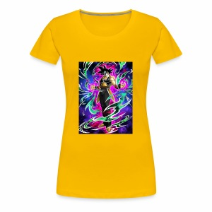 C7F6sToXgAA h4c - T-shirt Premium Femme