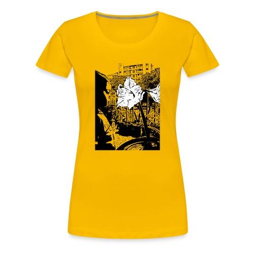 BICO2 - Camiseta premium mujer