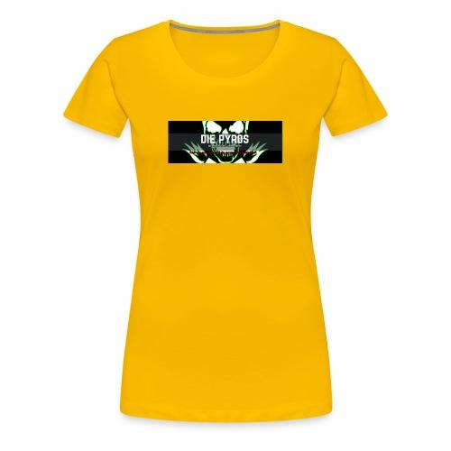 pyro Design - Frauen Premium T-Shirt