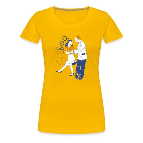 Balboa - Women's Premium T-Shirt