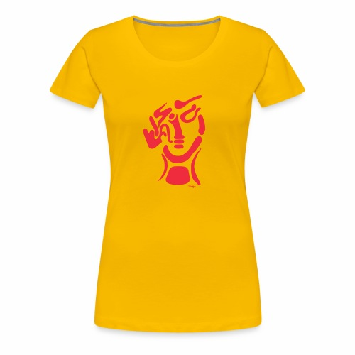 frustration - Women's Premium T-Shirt