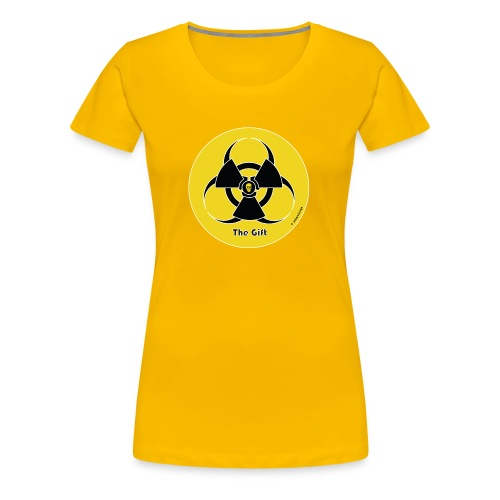 The Gift - Frauen Premium T-Shirt