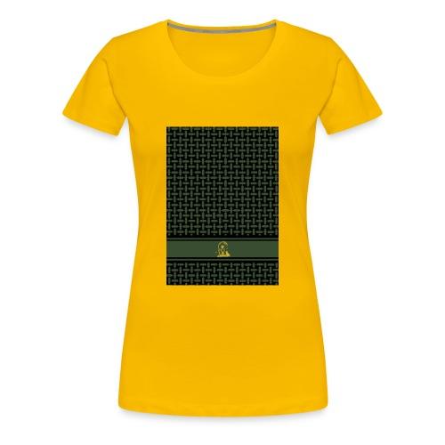 PaliPhone BLACK OLIV - Frauen Premium T-Shirt