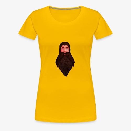 Tête de nain - T-shirt Premium Femme