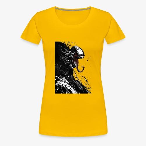 simbionte - Camiseta premium mujer