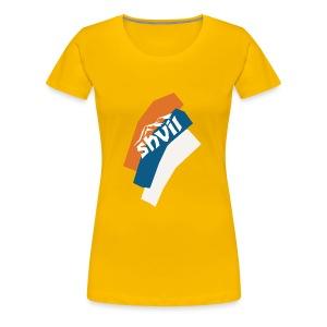 Shvil Israel Design - Frauen Premium T-Shirt