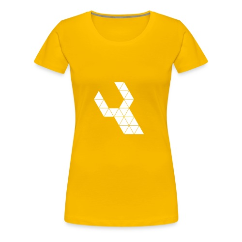 Repareer.com Basic Logo - Vrouwen Premium T-shirt