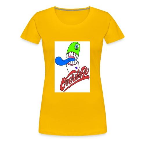 Capsule Overdose - T-shirt Premium Femme