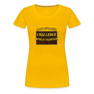 Loot Appraiser World Champion - Frauen Premium T-Shirt