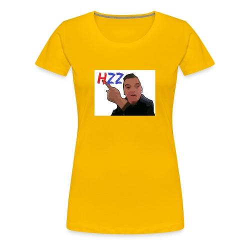 hetzeizo t-shirt vrouw - Vrouwen Premium T-shirt