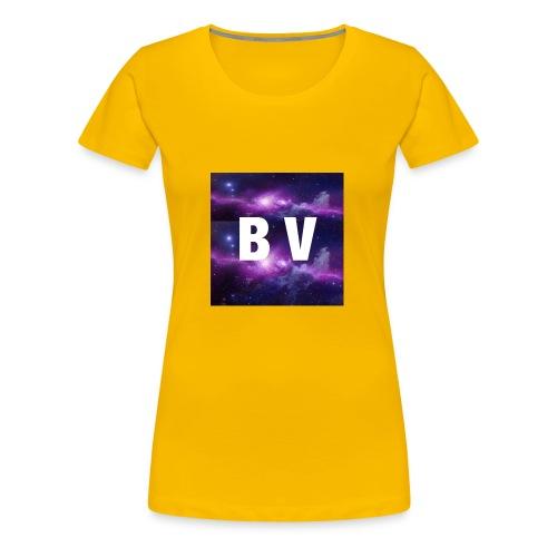 Brandon #brangang merch - Women's Premium T-Shirt