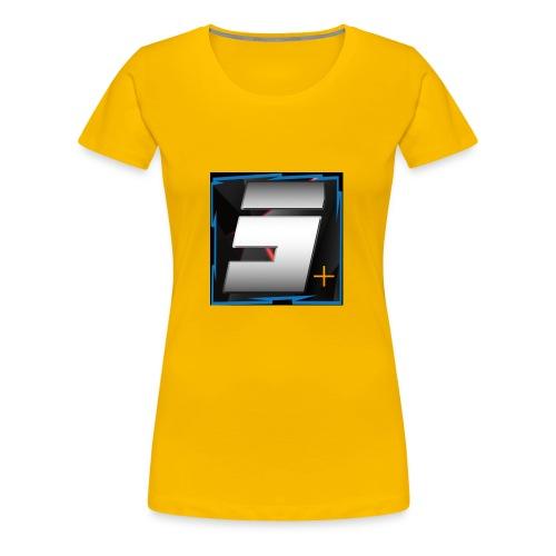 Logo Sernicke Plus - Frauen Premium T-Shirt