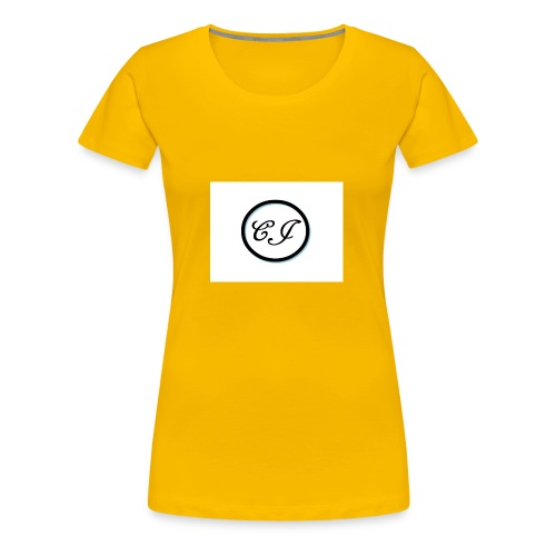 CJ CLOTHING 1 - Women's Premium T-Shirt