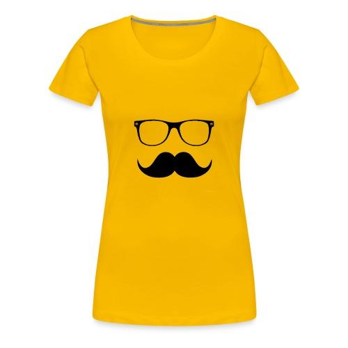 HipsterStyle - Camiseta premium mujer