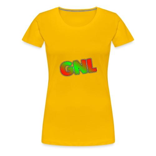 GamingNextLevel - Vrouwen Premium T-shirt
