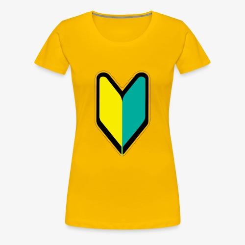 jdm - Camiseta premium mujer