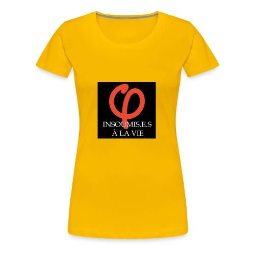 insoumis.e.s - T-shirt Premium Femme