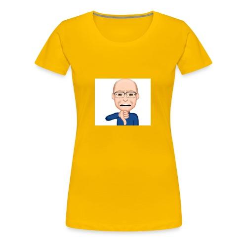 "Smiley ""Katastrophe"" - Frauen Premium T-Shirt"