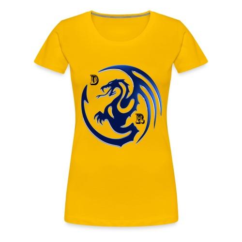DRAGONY - T-shirt Premium Femme