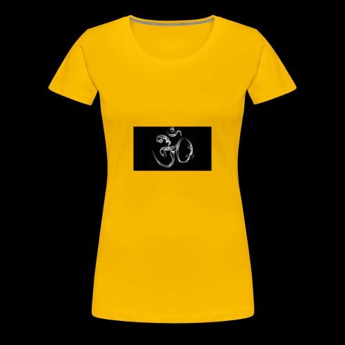 C573FF5D D817 47C7 AE3B DCA9BE8EB497 - Frauen Premium T-Shirt