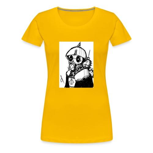 gas man - Camiseta premium mujer