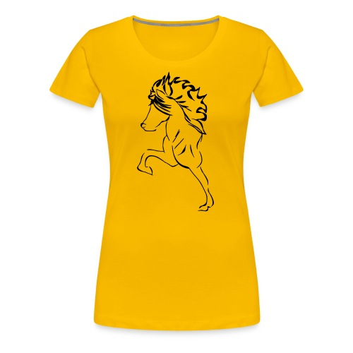 islaender - Women's Premium T-Shirt