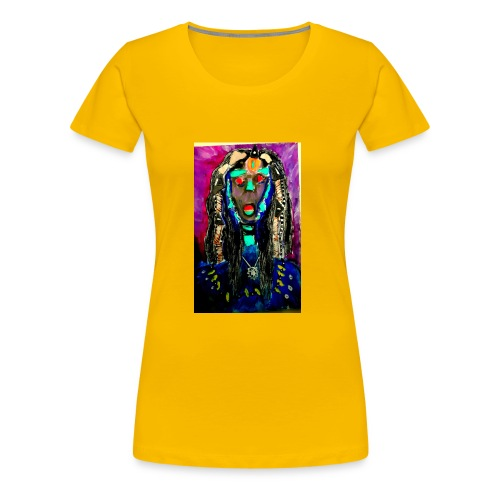 Warrior - Frauen Premium T-Shirt
