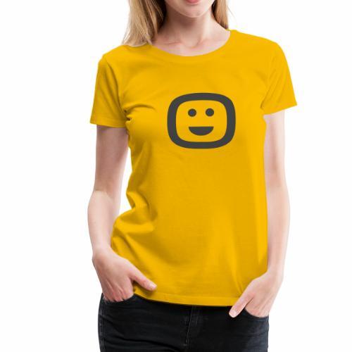 ZAIDOO - Den Tag mit einem Lächeln beginnen :) - Frauen Premium T-Shirt