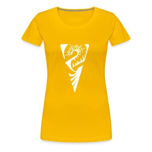 logo 1077x651 - Frauen Premium T-Shirt