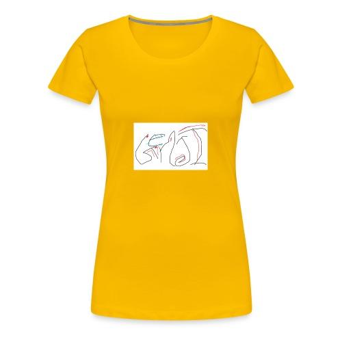 Genji - Women's Premium T-Shirt