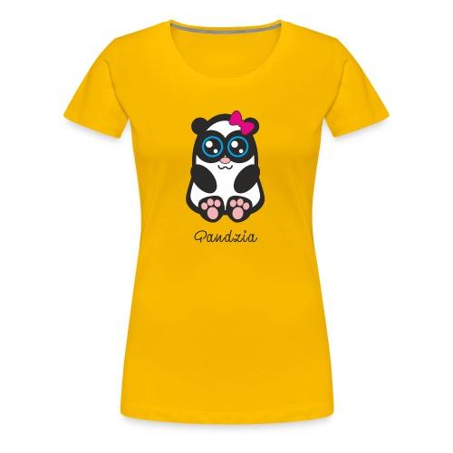 Pandzia - Koszulka damska Premium